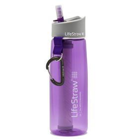 LifeStraw Go 2-stage Bottle Purple